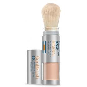 Isdin Fotoprotector Sun Brush Mineral SPF30+ brocha dosificadora 4 gr