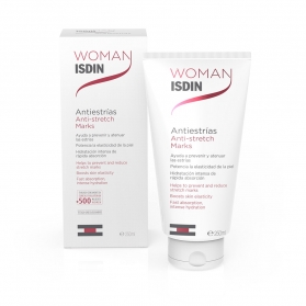 Isdin Woman crema antiestrías 250 ml