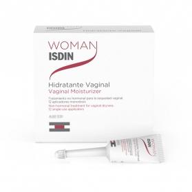 Isdin Woman hidratante vaginal 12 aplicadores monodosis de 6ml