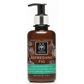Apivita refreshing fig body milk con higo 200ml