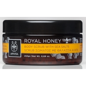 Apivita royal honey exfoliante corporal con miel 200ml