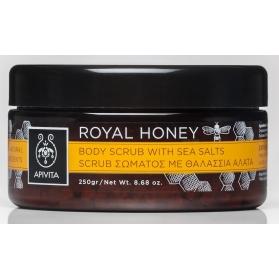 Apivita royal honey exfoliante corporal con miel 200ml