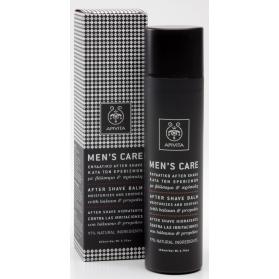 Apivita Men´s Care after shave hidratante contra las irritaciones con bálsamo & propóleo 100ml