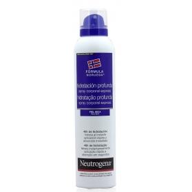 Neutrogena spray corporal Express hidratación profunda piel seca 200ml