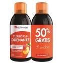 Forté pharma pack turboslim drenante melocotón 2x500 ml