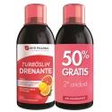 Forté pharma pack turboslim drenante cítricos 2x500 ml