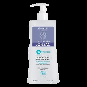 Jonzac Rehydrate leche corporal hidratante para pieles sensibles 400 ml