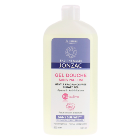 Jonzac Reactive gel de ducha sin perfume 500 ml