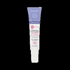 Jonzac Reactive crema rica alta tolerancia 40 ml