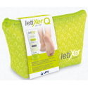 Letixer Q crema reparadora sequedad extrema 100ml + neceser de regalo