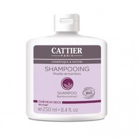Cattier champú Bambú para cabello seco 250ml CAT021