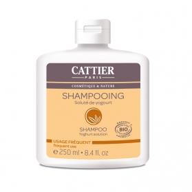 Cattier champú Yogur para uso frecuente 250ml CAT022