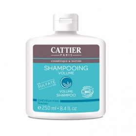 Cattier champú Volumen para cabello fino 250 ml CAT171