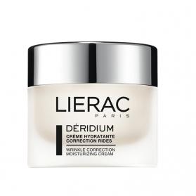 Lierac Deridium crema anti-arrugas pieles normales a mixtas 50 ml