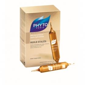 Phyto Huile D´Ales 5 ampollas hidrata e ilumina tu cabello