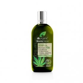 Dr.Organic Hemp Oil champú&acondicionador de cáñamo 265ML