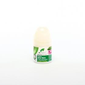 Dr Organic Aloe Vera desodorante piel sensible 50 ml