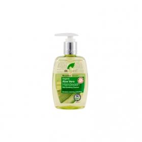 Dr Organic Aloe Vera gel de manos 250 ml
