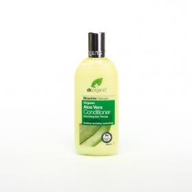 Dr Organic Aloe Vera acondicionador hidratante 265 ml
