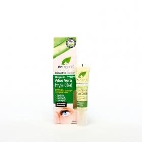 Dr Organic Aloe Vera contorno de ojos regenerador 15 ml