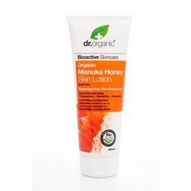 Dr.Organic Manuka Honey loción corporal nutritiva 200ML