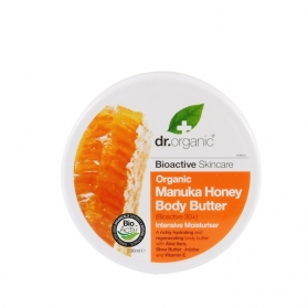 Dr Organic Manuka Honey crema corporal ultra hidratante 200 ml