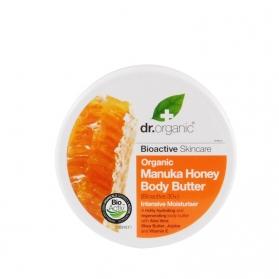 Dr Organic Manuka Honey crema corporal ultra hidratante 200 ml