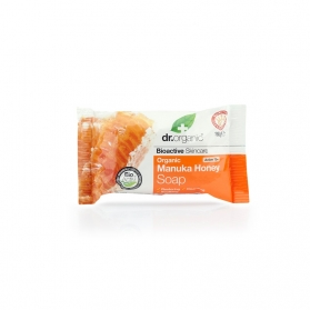 Dr Organic Manuka Honey jabón sólido 100 gr