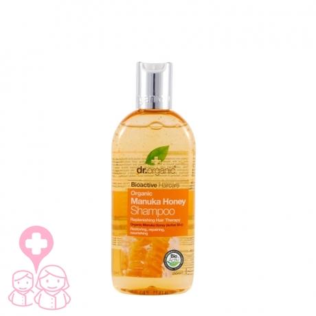Dr Organic Manuka Honey champú nutritivo 265 ml