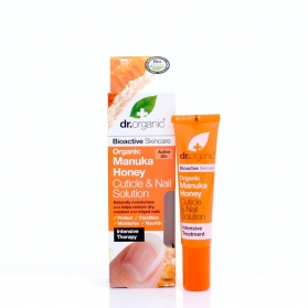 Dr Organic Manuka Honey cuidado intensivo para uñas y cutículas 15 ml