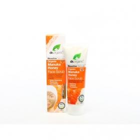 Dr Organic Manuka Honey exfoliante facial purificante 125 ml