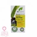 Dr Organic Tea Tree aceite...