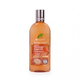Dr.Organic Moroccan Argan Oil champú hidratante 265ML