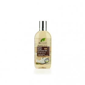 Dr Organic Virgin Coconut Oil champú nutritivo 265 ml