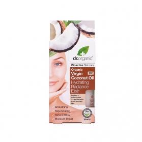 Dr. Organic Virgin Coconut Oil elixir de hidratación intensa 30ML