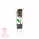 Dr Organic Activated Charcoal pasta de dientes blanqueadora 100 ml