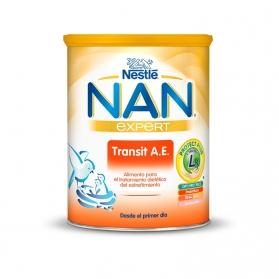 Nestlé NAN Transit AE leche infantil para estreñimiento 800 gr