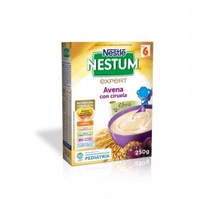 Nestlé Nestum bienestar papilla con Avena y ciruela 250 gr