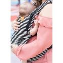 Tula free to grow baby carrier mochila ergonómica imagine