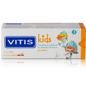 Vitis kids gel dentífrico 50 ml