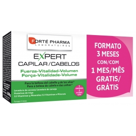 Expert capilar  84 comp