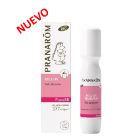 Pranabb pranarom roll on gel calmante 15ml