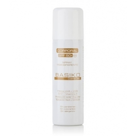 Basiko spf 50 ml + corporal aerosol cosmeclinik 200 ml