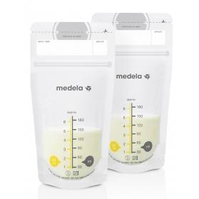 Bolsas para leche materna medela 50 uds
