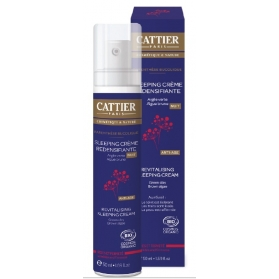Cattier sleeping cream crema de noche redensificante 50ml cat193