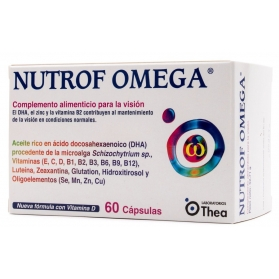 Nutrof Omega 60 cápsulas...