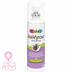 PediaKid Balepou spray repelente de piojos con aceites esenciales 100 ml