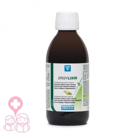 Nutergia Ergylixir 250 ml depurador global