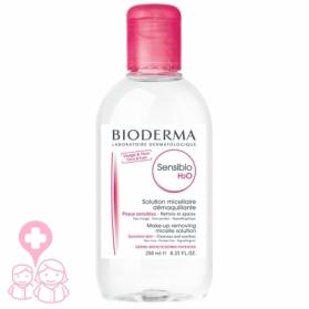 Bioderma Sensibio agua micelar 250 ml