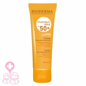 Bioderma Photoderm Max SPF 50+ crema 40ml